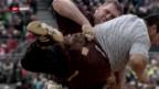 Video «ESAF: Zusammenfassung des Sonntags» abspielen
