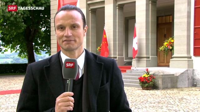 Einschätzungen von Adrian Arnold in Bern