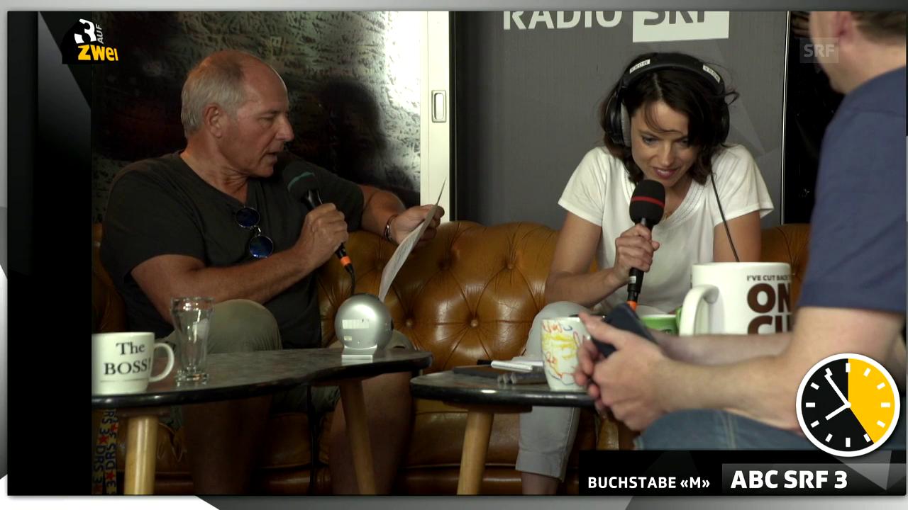 ABC SRF 3 mit Mona und FM