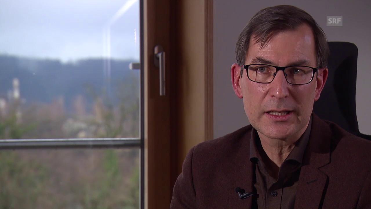 Martin Rohners Wunsch nach Transparenz