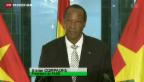 Video «Burkina Fasos Präsident ist abgetreten» abspielen