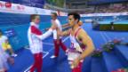 Video «Kunstturnen: WM in Nanning, Team-Final mit der Schweiz» abspielen