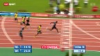 Video «Leichtathletik: Diamond League in Paris» abspielen