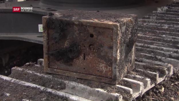 Video «Tresor in Trümmern gefunden» abspielen
