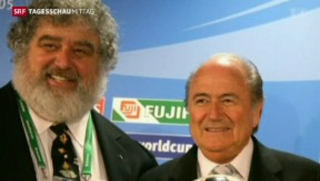 Video «Geständnis im Fifa-Skandal» abspielen