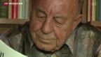 Video «Nikolaus Senn gestorben» abspielen