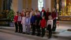 Video «Kinderchor Kaltbrunn - «Kei Mueter weiss»» abspielen
