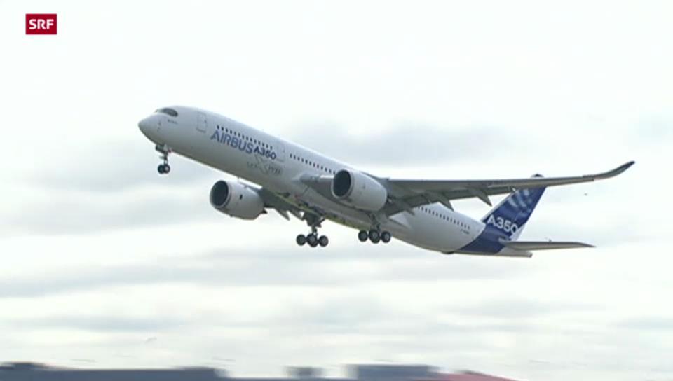 Airbus punktet in Japan mit A350