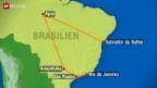 Video «30'000 Kilometer Brasilien» abspielen