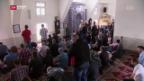 Video «Nach Tötungsdelikt in Moschee vor Gericht» abspielen