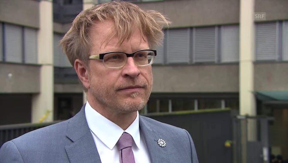 Bundesanwalt-Sprecher zu Ermittlungen gegen IZRS-Mitglieder