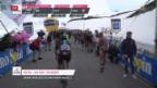 Video «Giro-Königsetappe: Nibali triumphiert – Dumoulin leidet» abspielen