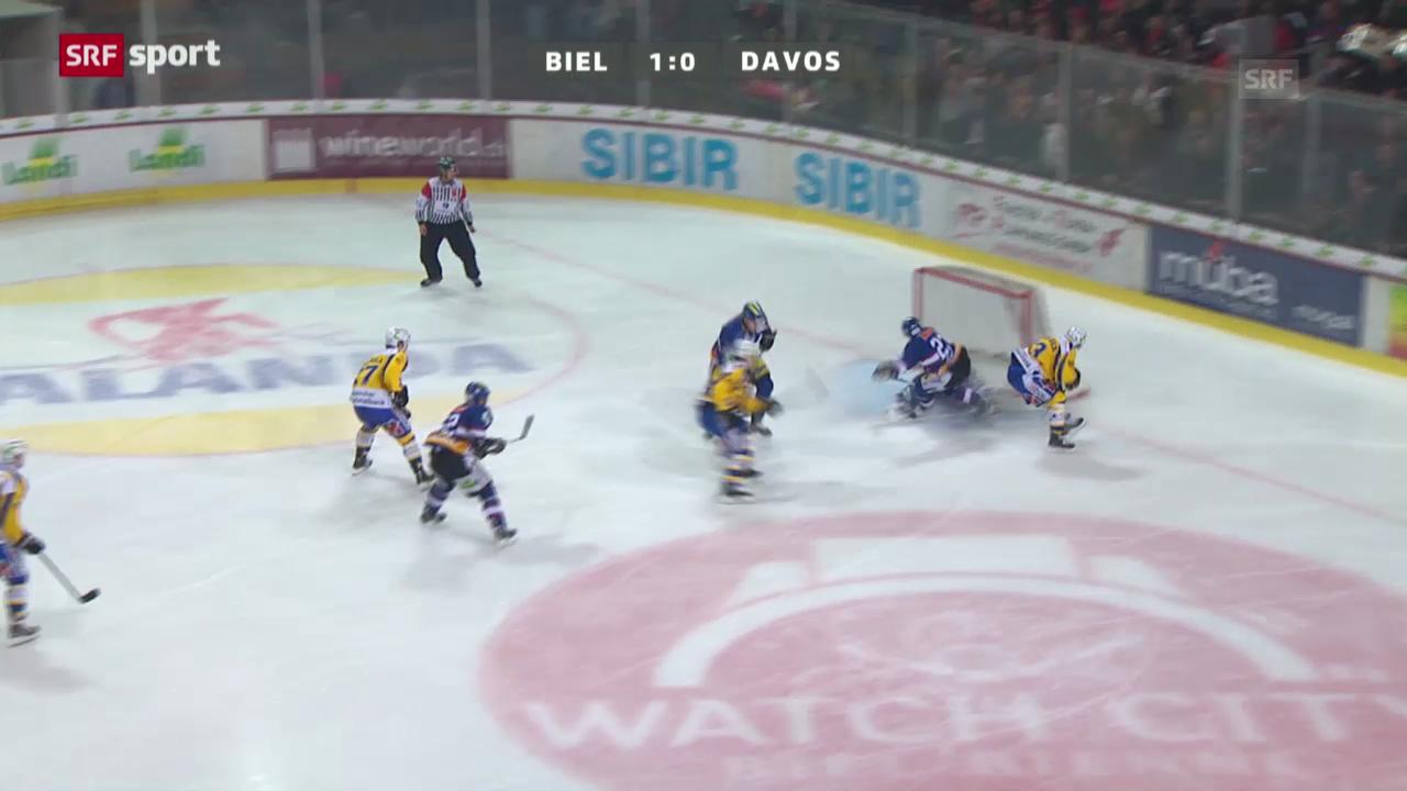 NLA: Biel - Davos