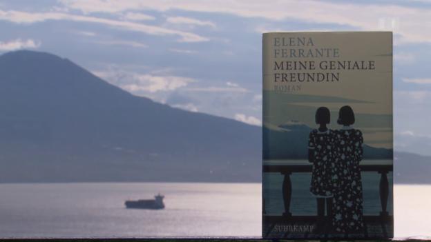 Video «Autorin unbekannt - über das Literaturphantom Elena Ferrante» abspielen