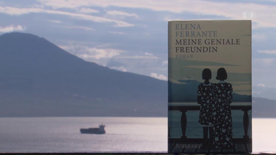 Autorin unbekannt - über das Literaturphantom Elena Ferrante