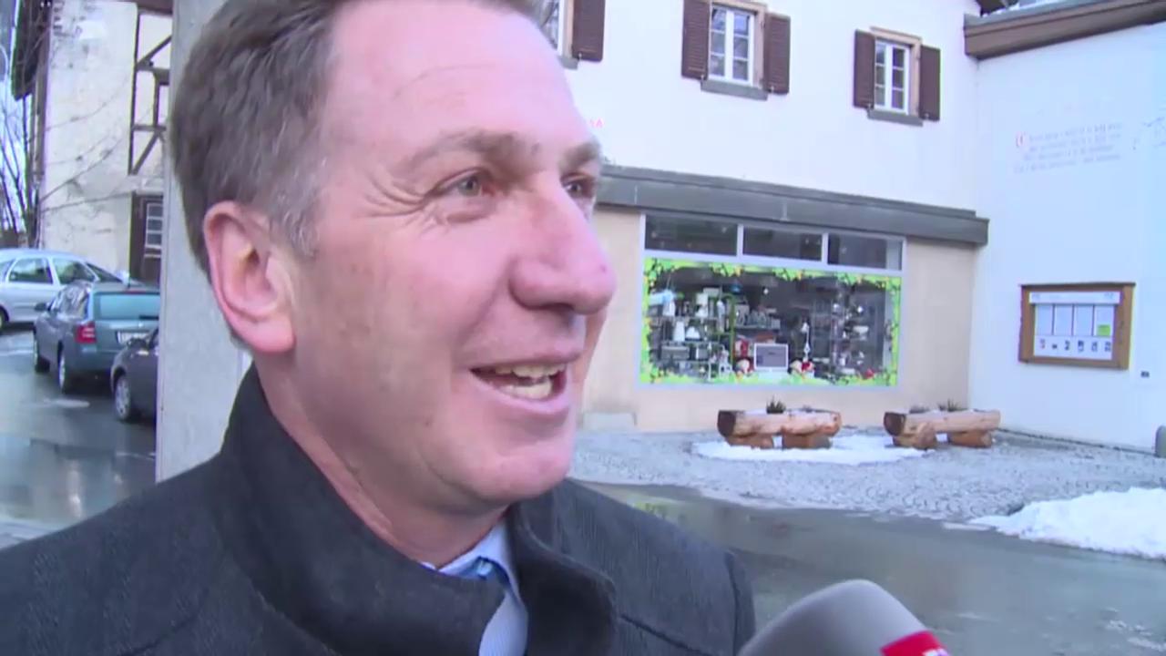 Bruno Wasescha, Savognin