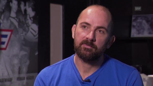 Video «Gerber: «Der Körper wollte schon vor 10 Jahren aufhören»» abspielen