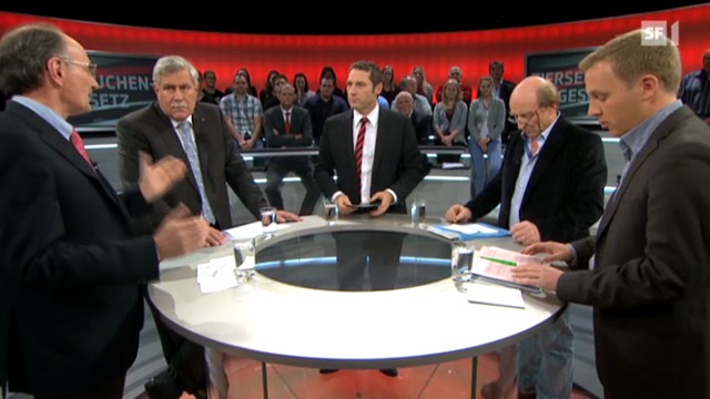 «Arena» ganze Sendung (16.11.2012)