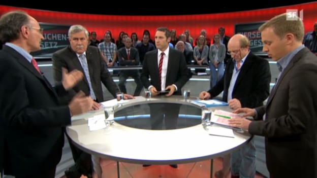 Video ««Arena» ganze Sendung (16.11.2012)» abspielen