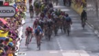 Video «Rad: Tour de France, Zusammenfassung 15. Etappe» abspielen