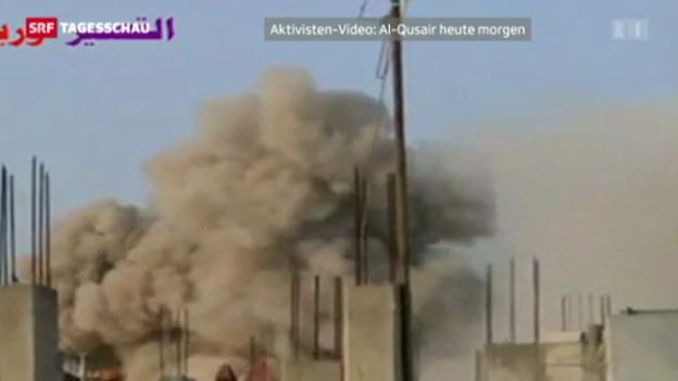 Video «Assad will keine Friedensgespräche» abspielen
