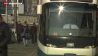 Video «Streit um das neue Zürcher Tram spitzt sich zu» abspielen