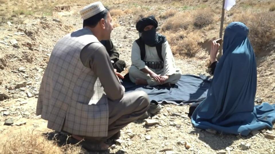 Archiv: Afghanistan unter Schock – die Taliban sind zurück