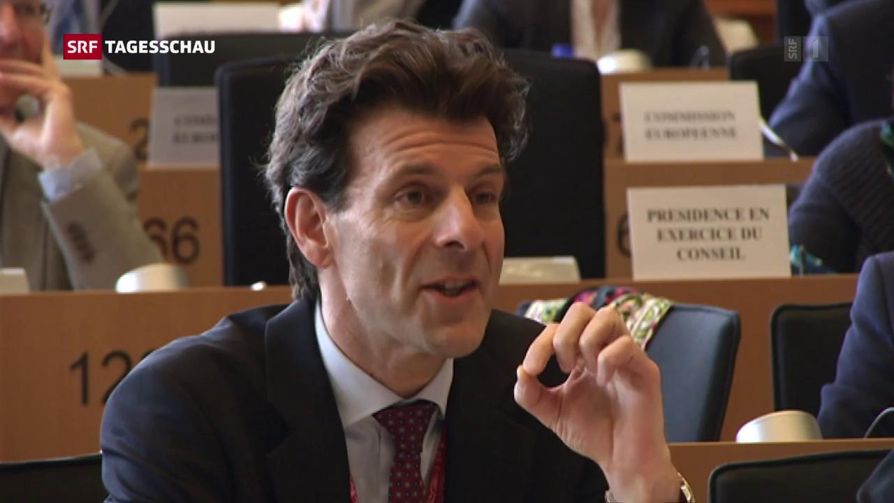 Balzaretti wird neuer Staatssekretär