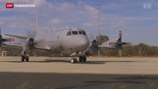 Video «Neue Hinweise bei Suche nach Boeing 777» abspielen