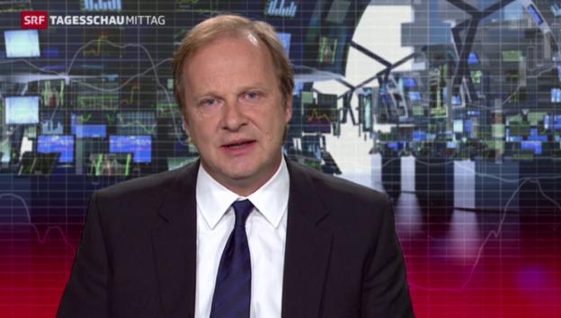 Video «SRF-Wirtschaftsredaktor Kolbe: «Wohneigentum bleibt günstig»» abspielen