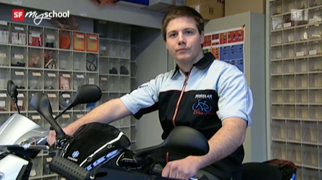 Berufsbild: Zweiradmechaniker