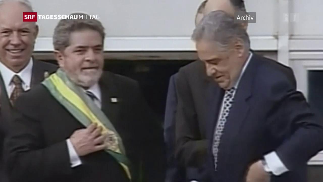 Lula kann inhaftiert werden
