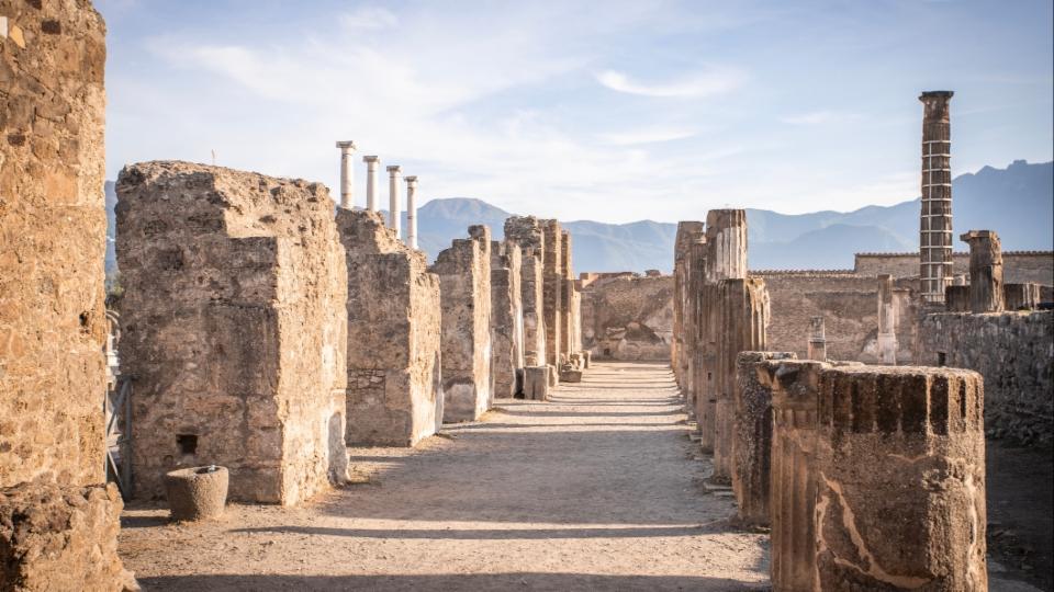 Pompeji: Es wird nicht mehr gegraben