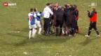 Video «Schweizer Cup: Schaffhausen - GC» abspielen