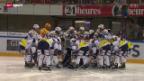 Video «Eishockey: Lausanne - Ambri» abspielen