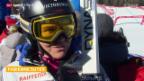 Video «Lindsey Vonn im Training vorne, Fabienne Suter wieder fit» abspielen