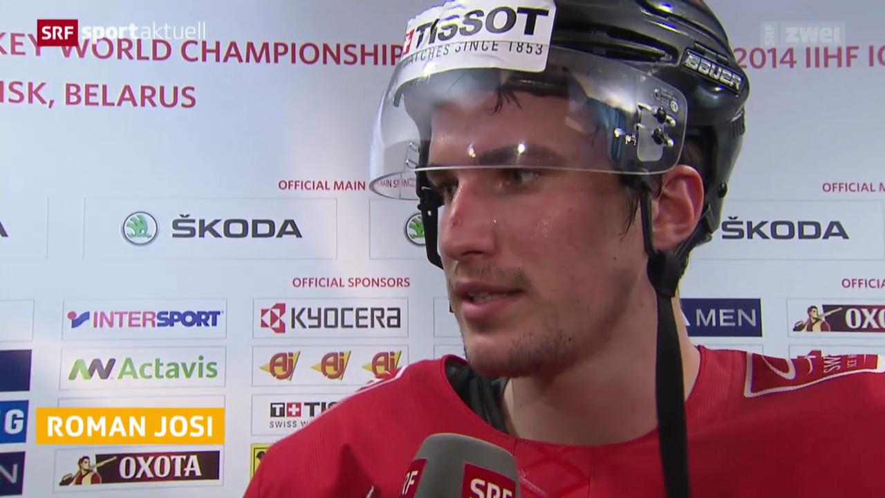 Eishockey: Nati-Spieler über Sean Simpson