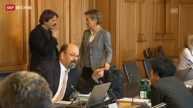 Video «Ärztestopp bei Ständeratskommission umstritten» abspielen