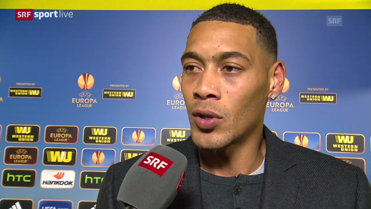 Fussball: Interview mit Guillaume Hoarau