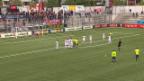 Video «Cup, Wil - Thun» abspielen