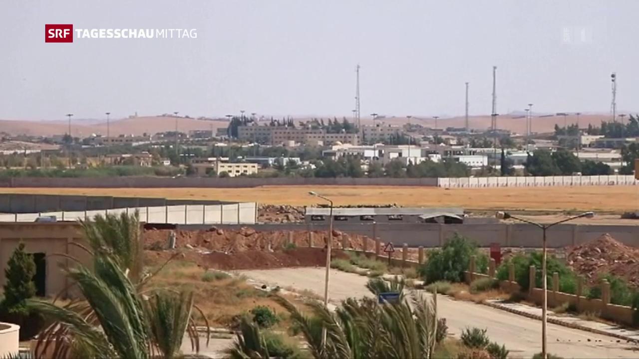 Syrien-Gespräche in Genf