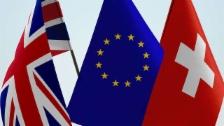 Link öffnet eine Lightbox. Video Briten und Schweizer – die Stiefkinder der EU abspielen