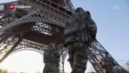 Video «Französische Armee für die innere Sicherheit» abspielen