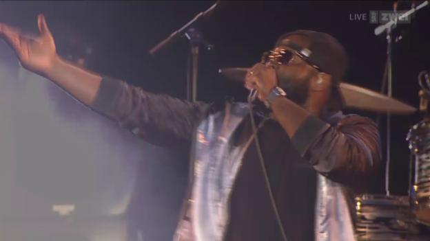 Video «The Roots live - Openair Frauenfeld 2015» abspielen