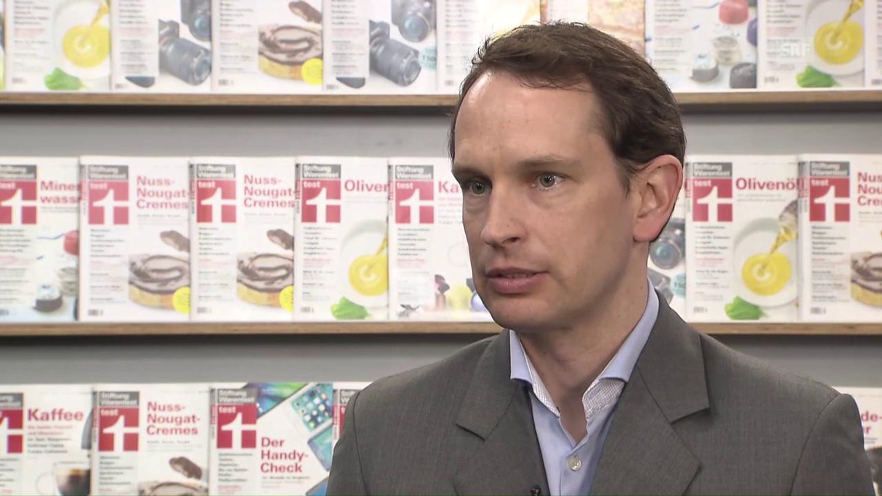 Stephan Scherfenberg von Stiftung Warentest zu Buggy-Ergonomie