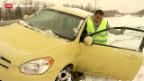 Video «Schwere Schneestürme in den USA» abspielen