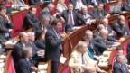 Video «Weitere Hiobsbotschaft für François Hollande» abspielen
