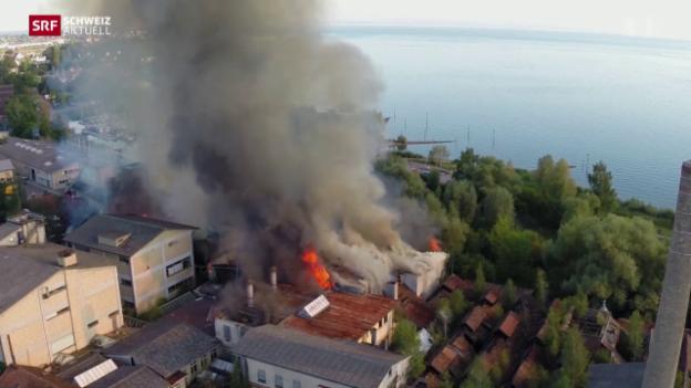 Video «Schweiz aktuell vom 03.08.2015» abspielen