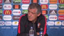 Video «Santos: «Frankreich hat viel Potenzial» (englisch)» abspielen