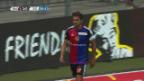 Video «Basel – Sion: Die Livehighlights» abspielen